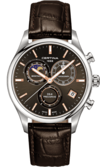 DS-8 Chronograph Moon Phase