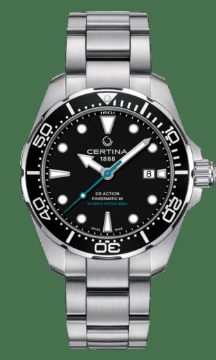 DS Action Diver Powermatic 80